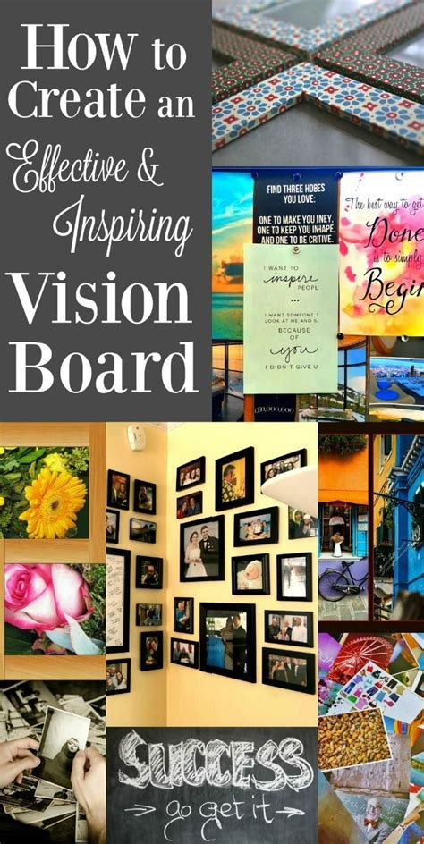 how to create a vision board one that best 25 creating a vision board ideas on