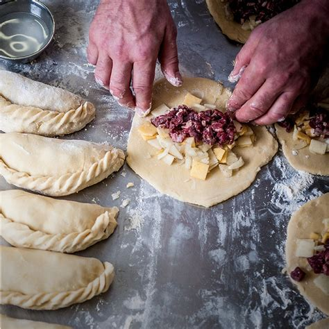 Handmade Cornish Pasties - the brian etherington company supplying quality