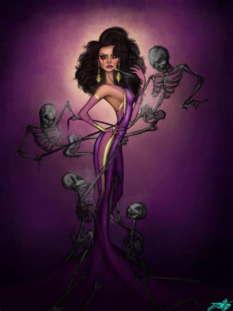 7 Deadly Sins Vanity the seven deadly sins vanity by dantetyler on deviantart