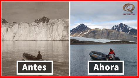 imagenes impactantes cambio climatico 7 impactantes fotos del cambio clim 225 tico en el 225 rtico