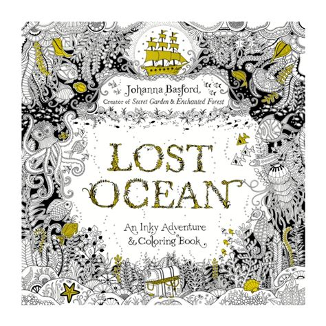 scottish garden seasons colouring book books lost by johanna basford
