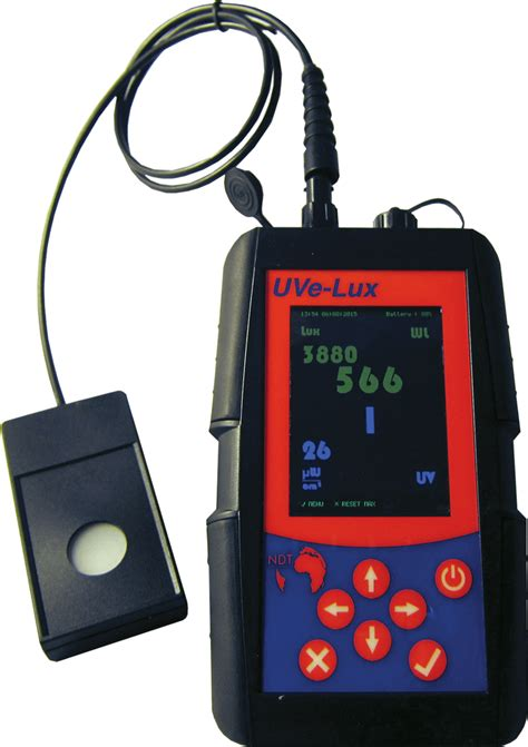 Uve Search Uve Evolution Uv White Light Meter Radiometer