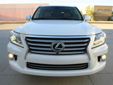 Used Lexus Lx 570 Used Lexus Lx 570 Sport 2013 For Sale In Dubai