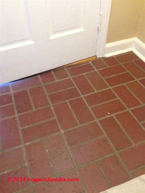 Kentile KenFlex Asbestos Floor Tiles Identification