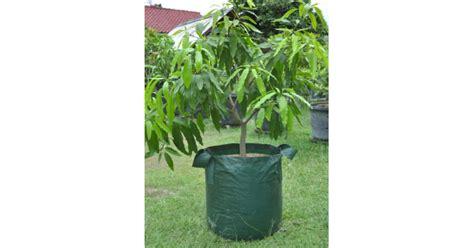 Planterbag 20 Liter Putih planter bag 75 liter