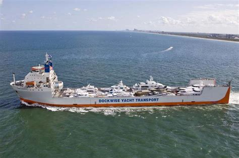 express boat transport reviews review dockwise 685 quot yacht express quot yacht transport