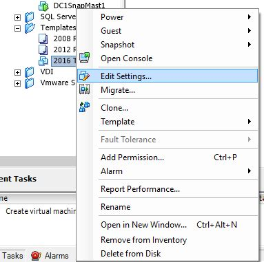 How To Create A Vmware Template For Deployment Smikar Software Vmware Template Best Practices 2016