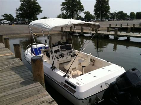 18 sportcraft center console boat auction757 - Boat Auctions Virginia Beach