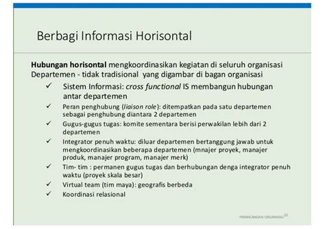 desain struktur organisasi tradisional desain struktur organisasi kuliah 2 ompi