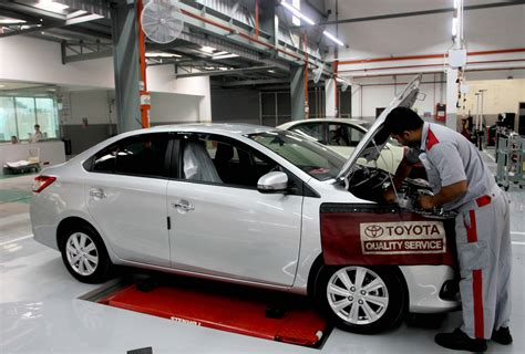 Toyota Inspection Cost Umw Toyota Kickstarts Flood Relief Caign Free Towing