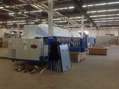 New Chicagoland Industrial Laundry Facility Equipment Industrial Laundry