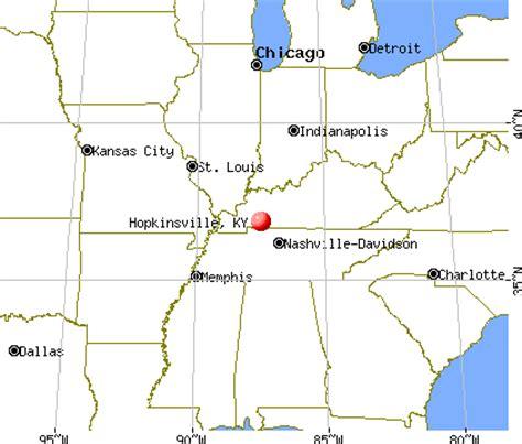 kentucky map hopkinsville hopkinsville kentucky ky 42240 42262 profile