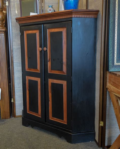 corner media armoire corner media armoire new england home furniture consignment