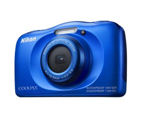 Kamera Nikon S33 nikon coolpix s33 outdoor digitalkamera sto 223 wasserdicht