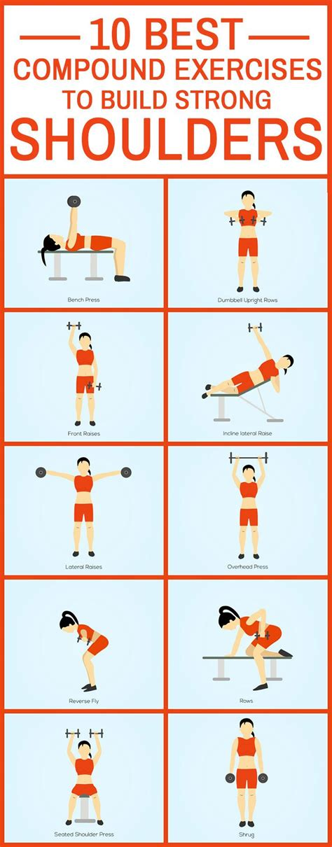 best workouts 25 best ideas about shoulder workout on