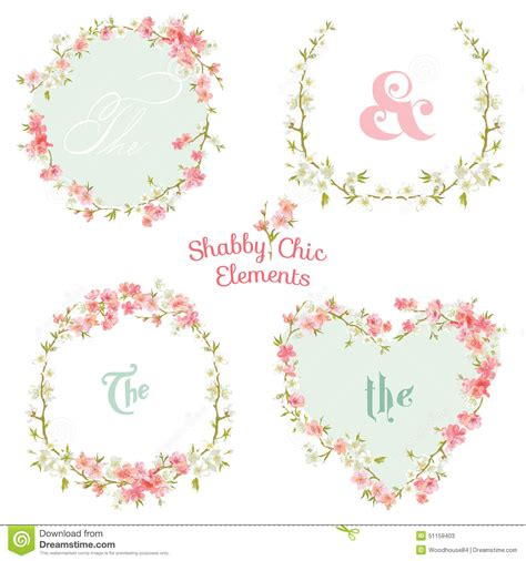 design flower tag flower banners and tags stock vector image 51159403