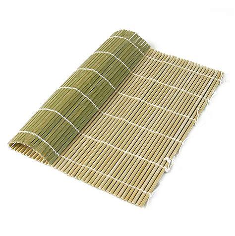 bambus matten bambus matten zur sushi herstellung natur 24 x 24cm