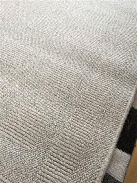 havbro rug low pile off white 170x240 cm ikea ikea havbro rug rugs ideas