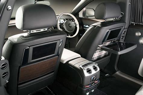 Rolls Royce Interior Design Rolls Royce