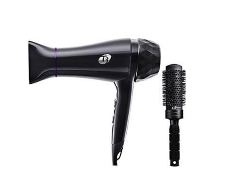 t3 featherweight professional hair dryer by t3 blow buy t3 featherweight luxe 2i professional hair dryer for