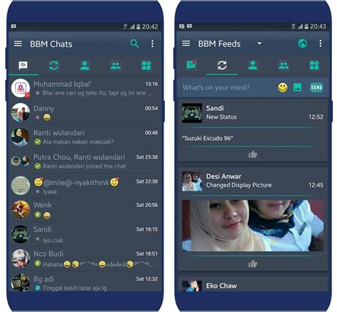 android mod bbm mod kryptonight versi 3 3 1 24 android apk sellophone