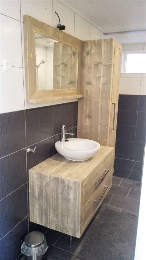 exclusieve badkamermeubels interieur tips net even anders badkamermeubels van hout