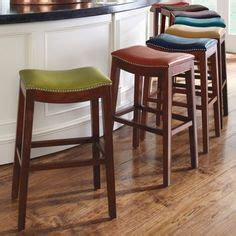 Julien Leather Bar Stool Sale by 1000 Ideas About Kitchen Island Stools On
