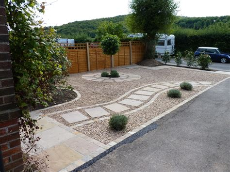Front Garden Paving Ideas Fuller Landscapes Soft And Landscape Gardening In Hshire And West Sussex Paving Decking