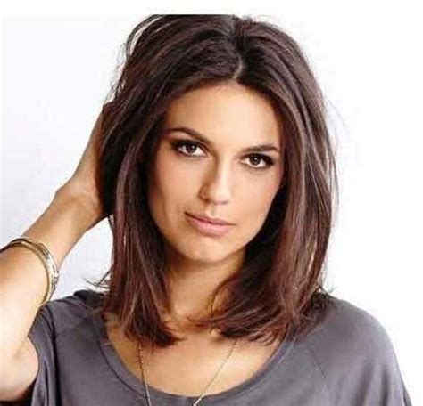 best 25 short straight hairstyles ideas on pinterest 15 best of medium short straight hairstyles