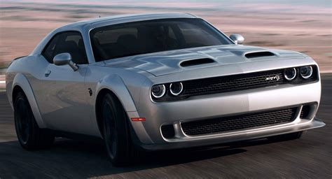 2019 Dodge Challenger Hellcat by 2019 Dodge Challenger Pricing Announced Srt Hellcat