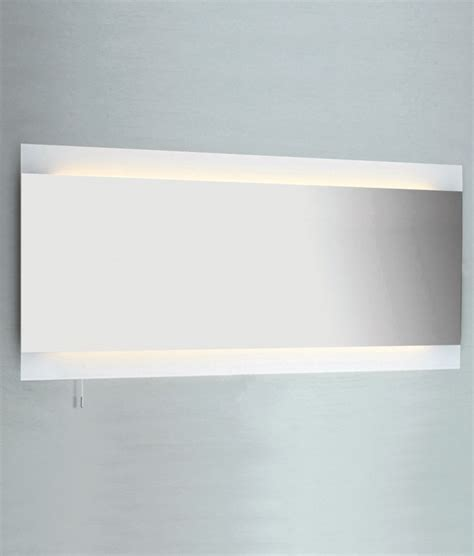 double wide bathroom mirror wide 1250mm backlit bathroom mirror for bathrooms