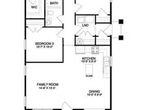 Simple Small Home Plans Small Home Floor Plan Floor Plans Tiny Homes Small House