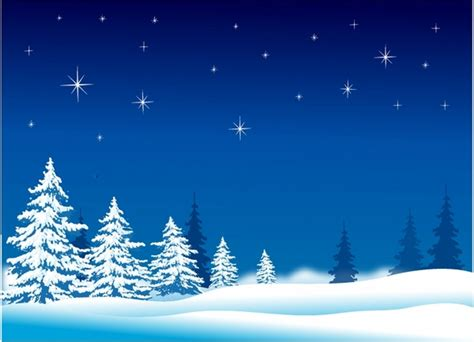 christmas background vector blue christmas background free vector download