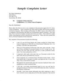 100 15 complaint letters templates sle complaint response letter u2013 free sle letters