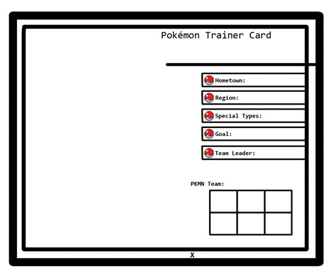 master trainer card template trainer card template by zoro4me3 on deviantart