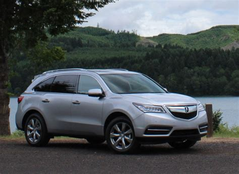 first acura 2014 acura mdx first drive
