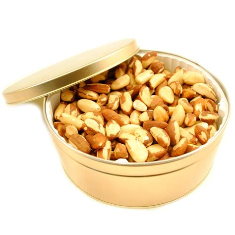 gifts nuts brazil nuts brazil nuts gift tin nuts gift tin