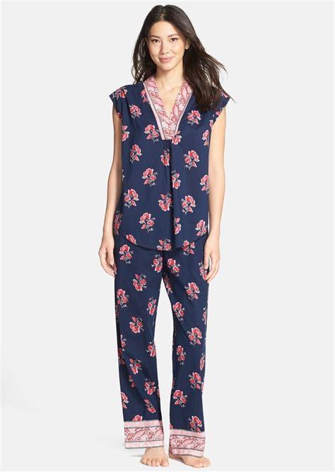Sleepwear Branded lucky brand lucky brand floral print pajamas sleepwear shop it to me