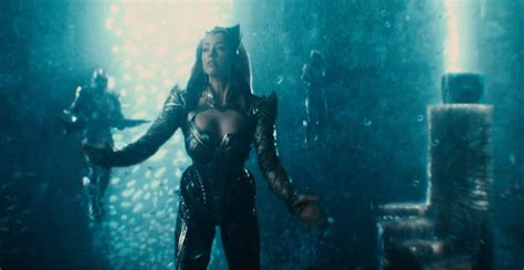 film justice league trailer justice league trailer gives new look at mera