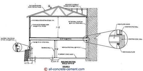 Home addition plans, Room Addition Blueprint, Garage floor