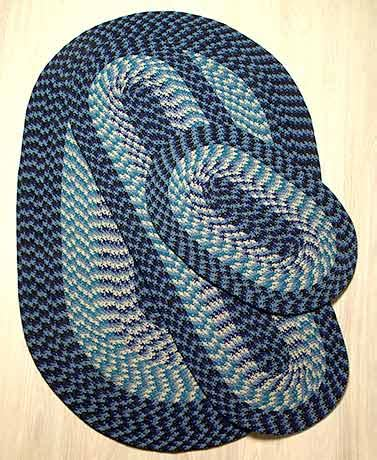braided rug sets oval braided rugs or kitchen chair pad sets the lakeside collection