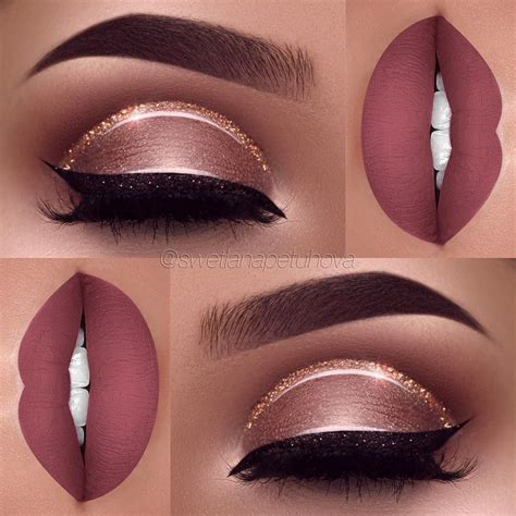 Make Up Eyeshadow step by step professional guide on how to apply eyeshadow