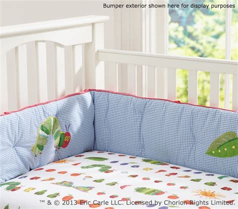 The Very Hungry Caterpillar Baby Bedding Set Pottery Eric Carle Crib Bedding