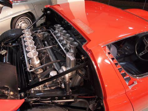 Lamborghini Jet Engine Lamborghini Muira