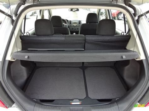 nissan tiida trunk space 2012 nissan versa 1 8 sl hatchback trunk photos gtcarlot com