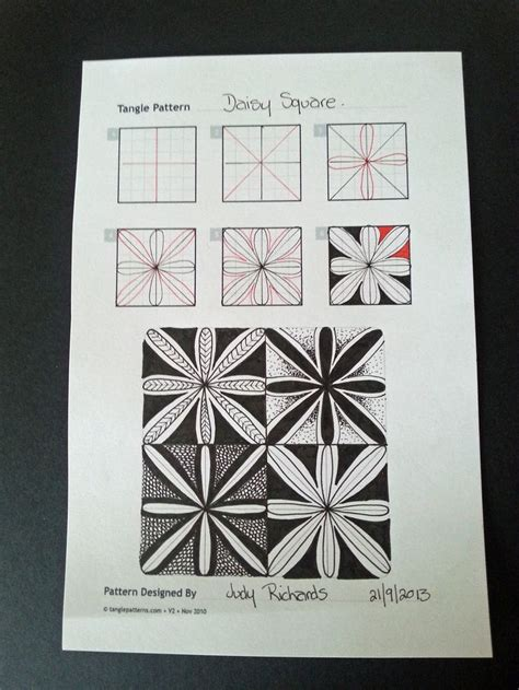 zentangle pattern squares 17 best images about zentangles and doodling on pinterest