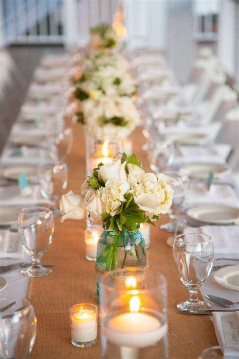 12 burlap wedding decor ideas burlap table runners