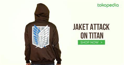 Jual Jaket Attack On Titan Shop Jaket Attack On Titan ini dia 10 anime jepang terpopuler di dunia yang wajib kamu tonton