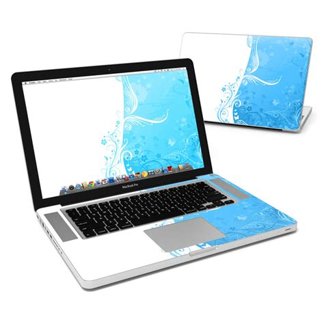 Chromes Crush Proof For Mac Laptops by Macbook Pro 15in Skin Blue Crush Decalgirl