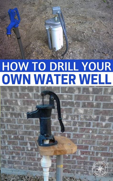 how to drill your own well in your backyard how to drill your own well in your backyard how to drill